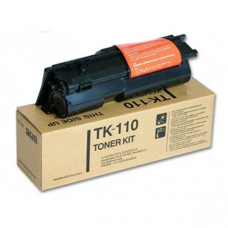 Зареждане на тонер касета Kyocera TK-110 със чип