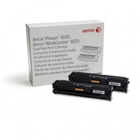 Зареждане на Xerox 3020, 3025