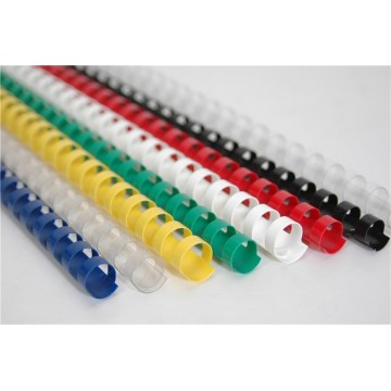 Пластмасови спирали за подвързване Ф-20mm, до 150 листа