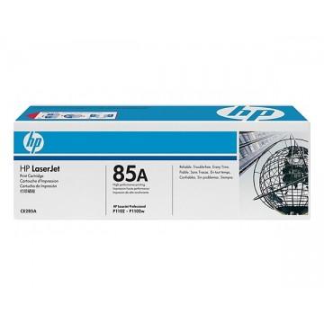 Зареждане HP LaserJet P1102 -HP 285 касета