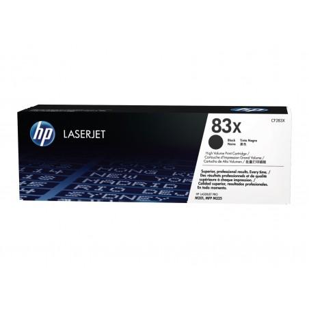 Зареждане HP LaserJet Pro MFP M225/hp283X
