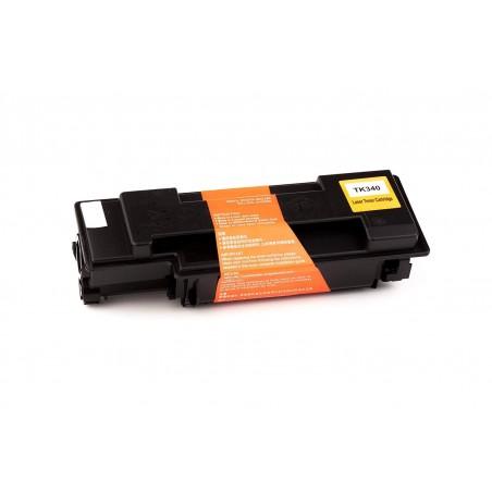 Зареждане на тонер касета Kyocera TK-340/FS-2020