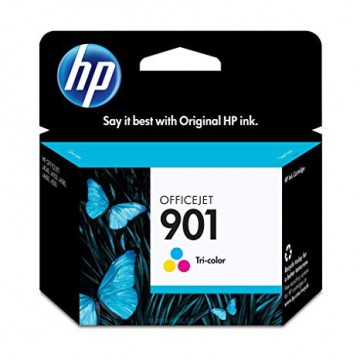 Мастилена касета HP 901 Tri-color Officejet Ink Cartridge