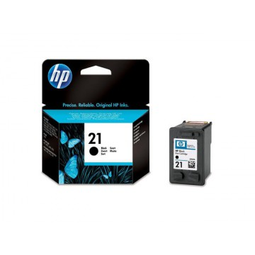Мастилена касета HP 21 Black Inkjet Print Cartridge