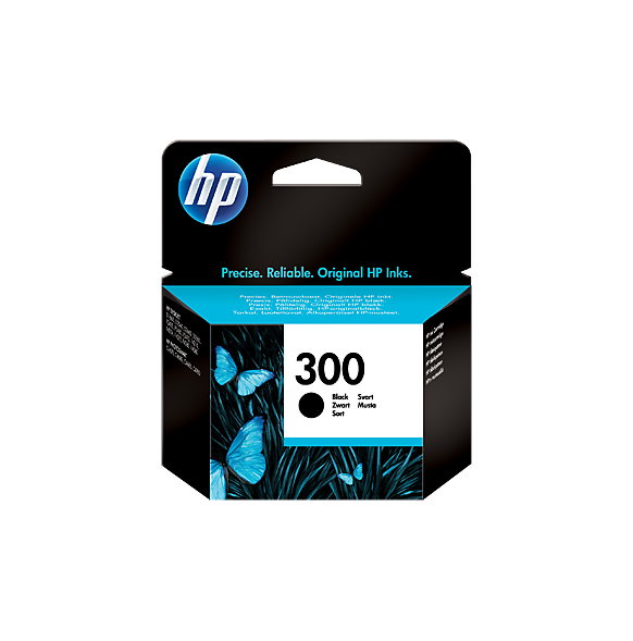 Мастилена касета HP 300 Inkjet Print Cartridge