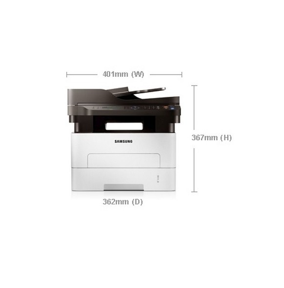 Samsung Xpress SL-M2675FN MFP Printer