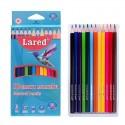 Цветни моливи Lared