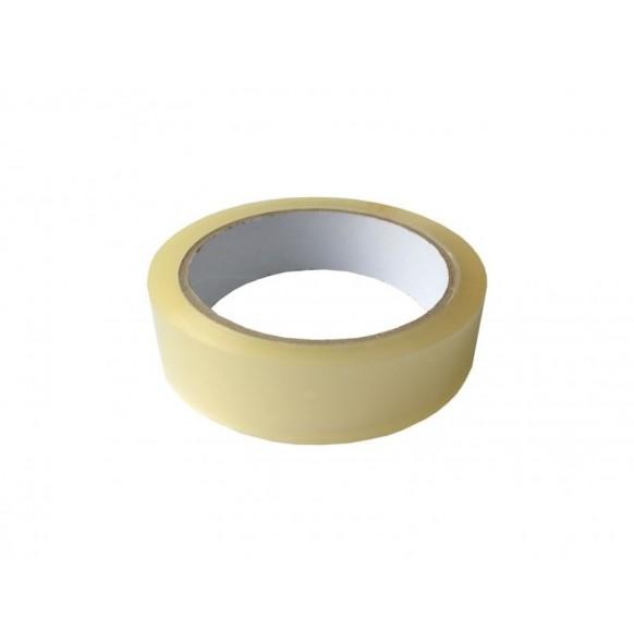 Тиксо 12 мм / 33 м, 25 µ, прозр., акрилна, безшумна