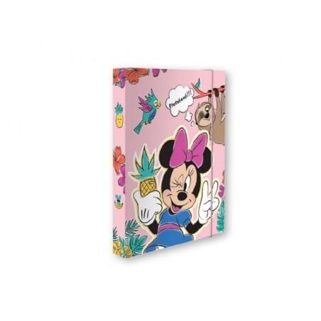 Кутия с ластик Minnie Mouse/ Мини маус