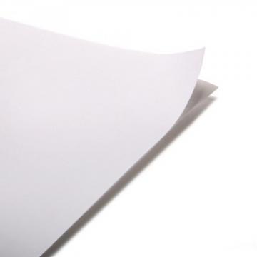 Самозалепваща хартия А4, бяла, 20л.