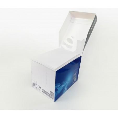Кубче бели листчета, 600л., 60мм х 83мм