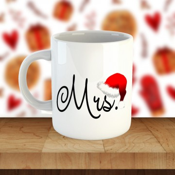Коледна Чаша Mrs.