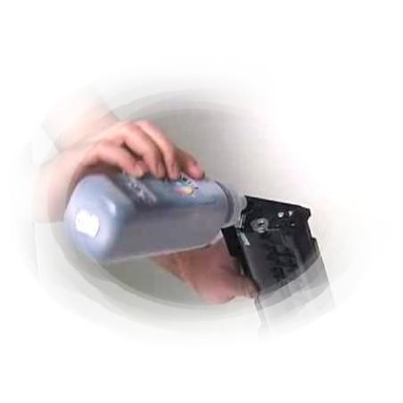 Зареждане на тонер касета ce285
