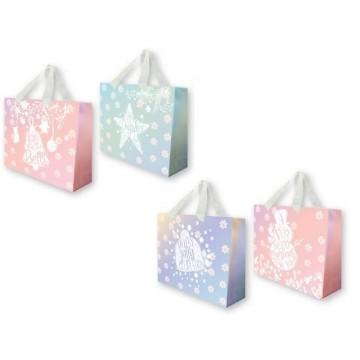 Подаръчна торбичка Flowers, хоризонтална