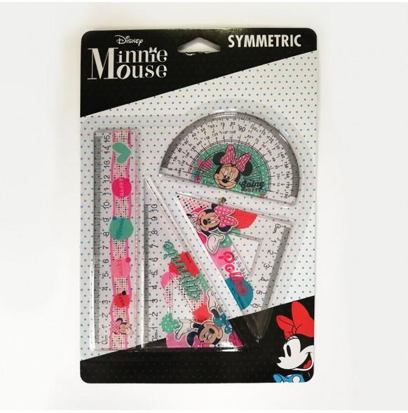 Комплект зе чертане Minnie