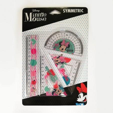Комплект за чертане Disney Minnie