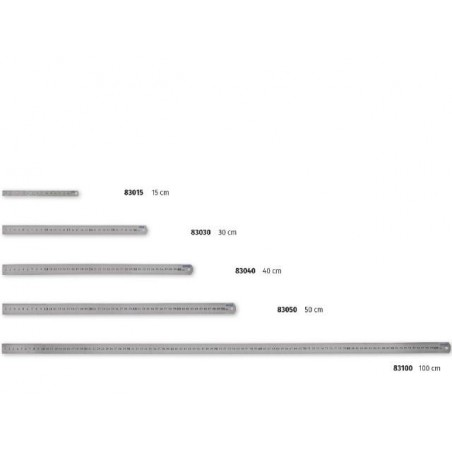 Стоманена линия от 15 см. до 100 см.
