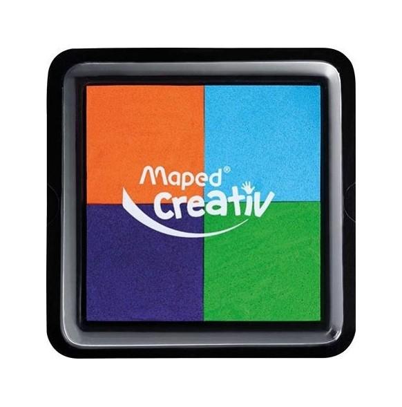 Комплект за оцветяване и сглобяване Maped Creative Caravana