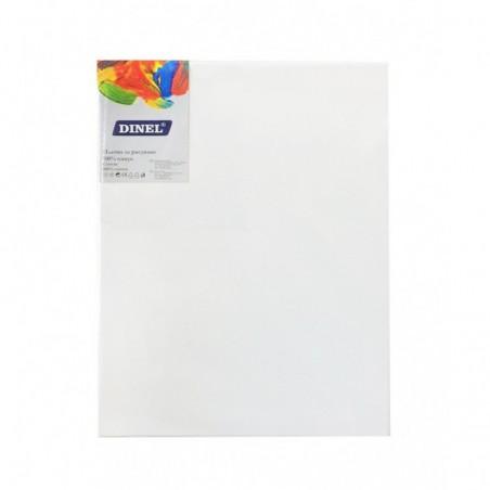 Платно за рисуване 50x70 см, 100% памук, Dinel