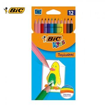 Цветни моливи BIC...