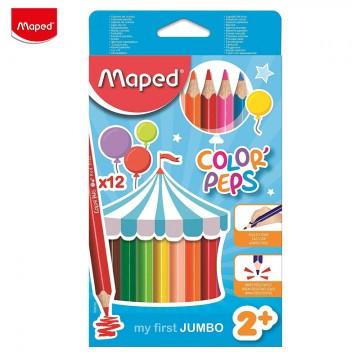 Цветни моливи за деца,...