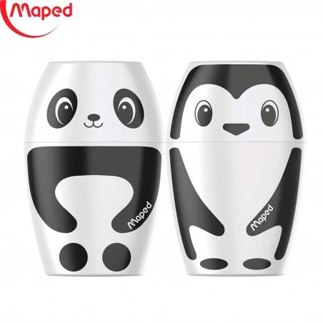 Острилка Maped Пингвин/Панда