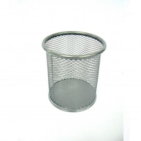 Метална поставка за бюро, кръгла