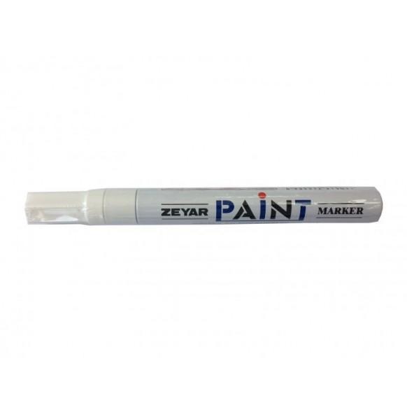 Лаков маркер GXIN 2мм, бял