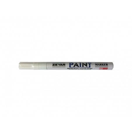 Бял маркер, лаков GXIN 1 мм