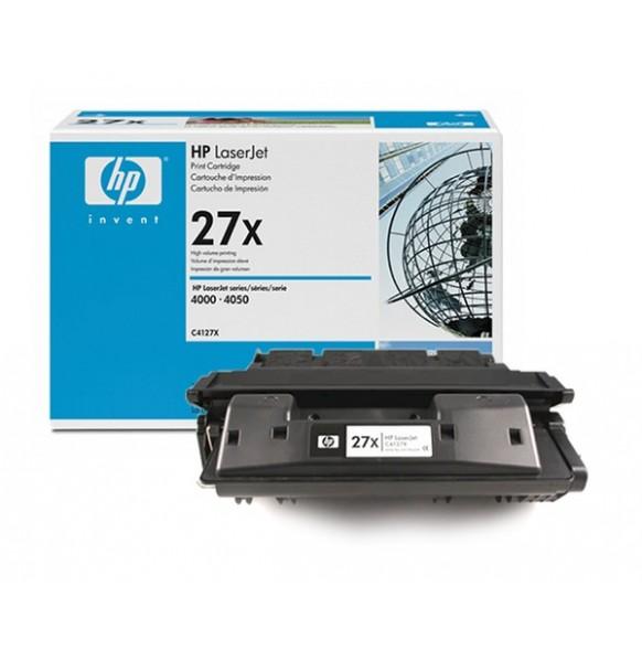 Зареждане на HP LJ 4000/4050 Series