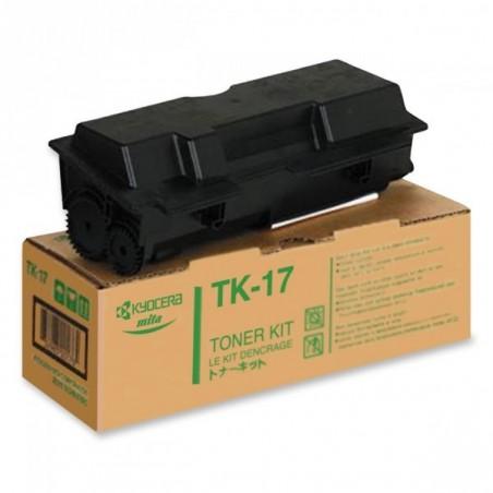 Зареждане КАСЕТА  TK-17