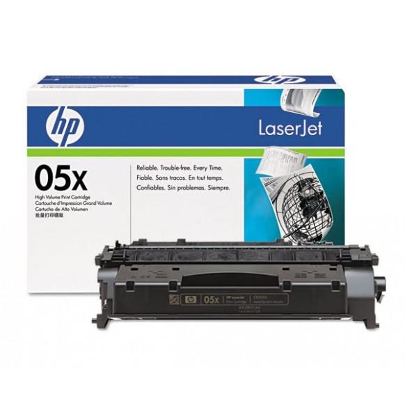 Зареждане на HP LJ P 2050/2055
