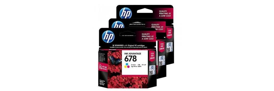 Мастилени касети HP