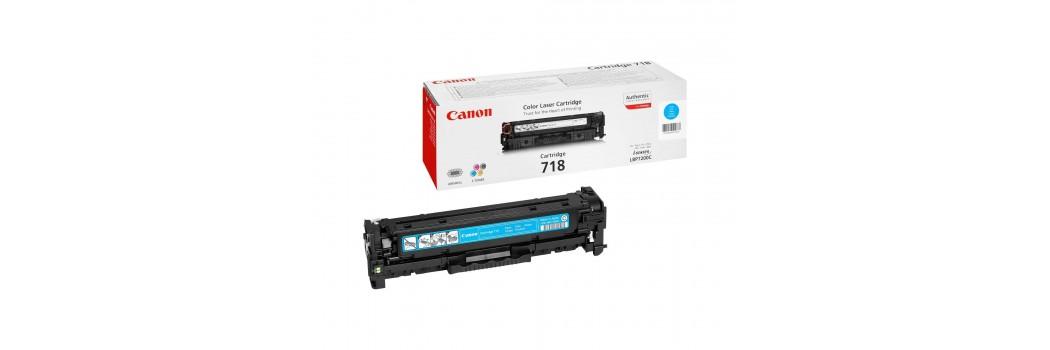 Canon - цветни касети